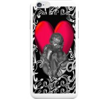 LOVE & KISS IPHONE CASE VALENTINE iPhone Case/Skin