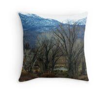 autumns last sight~ Throw Pillow