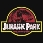 Jurassic Park  by Thomas Jarry