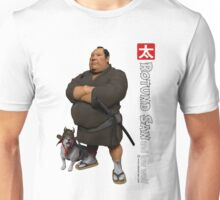 Rotund-San and Low Wolf Unisex T-Shirt