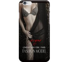 """ I AM "" Fashion Model ( Lady Of Lust ) Designer iPhone Case iPhone Case/Skin"