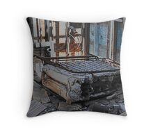 Guest Room Throw Pillow