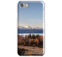 Heading Into Winter iPhone Case/Skin