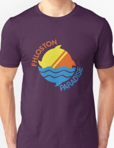 The Fifth Element Fhloston Paradise Movie T-Shirt