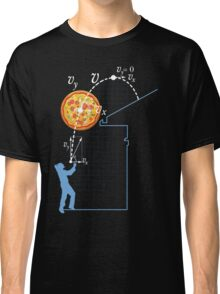 Breaking Bad Pizza Toss Classic T-Shirt