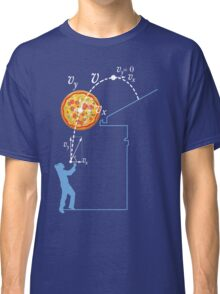 Breaking Bad Pizza Toss Classic T-Shirt