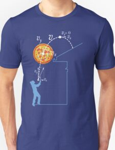Breaking Bad Pizza Toss Unisex T-Shirt