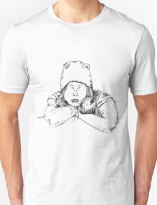 Beanie  T-Shirt
