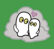 Ghostly Romance Kids Tee