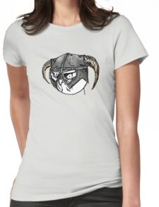 Fus NO Dah Womens Fitted T-Shirt