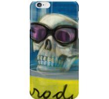 glassskull iPhone Case/Skin