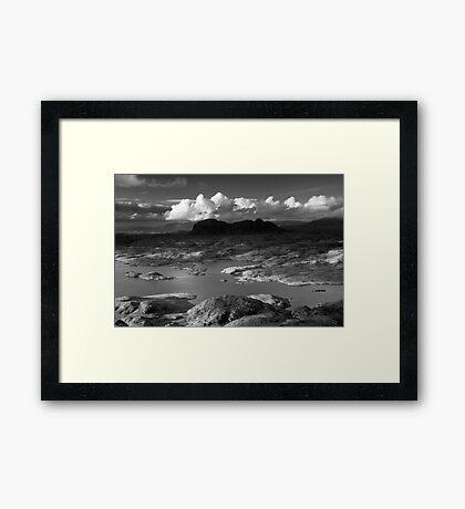 Suilven, Scotland. Framed Print