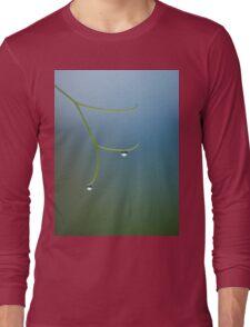 Passionfruit Tendrils Long Sleeve T-Shirt