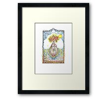 Jewels of Creation Framed Print