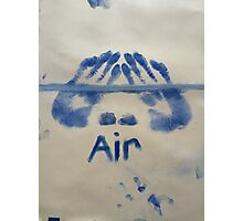 Air (It's All Elementary) Photographic Print