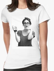 Jenny Lee Lindberg Womens Fitted T-Shirt