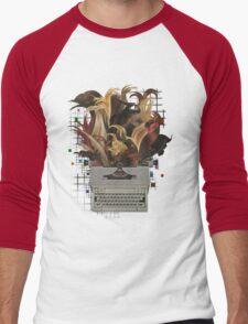 Untitled 3 Men's Baseball ¾ T-Shirt
