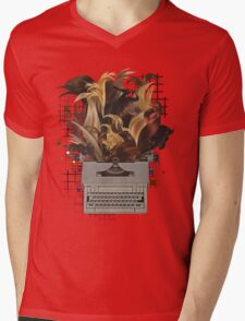 Untitled 3 Mens V-Neck T-Shirt