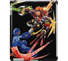 Megaman VS Eggman iPad Case/Skin