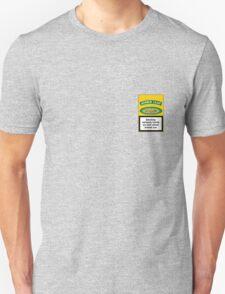 Amber Leaf Box Unisex T-Shirt