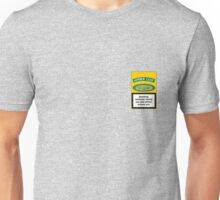 Amber Leaf Box Unisex T-Shirt