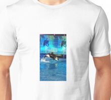 Cute Mommy Orca Whale☆ Unisex T-Shirt