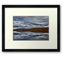 Cranstackie Reflections Framed Print