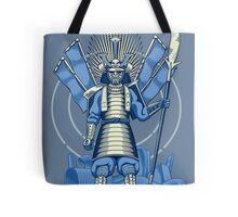 Samurai Nightmare Tote Bag