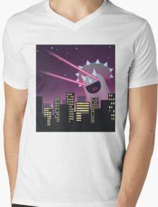 TEACERATOPS DESTROYER OF WORLDS! Mens V-Neck T-Shirt
