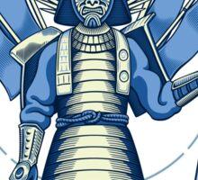Samurai Nightmare Sticker