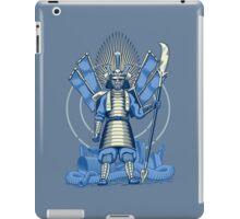 Samurai Nightmare iPad Case/Skin