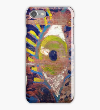 EyELaSHeS iPhone Case/Skin