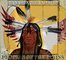Yankton Sioux Tribe by itchingink