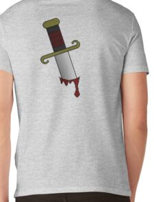 Backstab! Mens V-Neck T-Shirt
