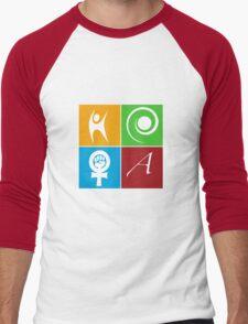 The Essentials Men's Baseball ¾ T-Shirt
