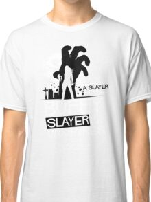Slayer of the Vampyres Classic T-Shirt