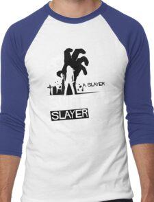 Slayer of the Vampyres Men's Baseball ¾ T-Shirt