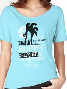 Slayer of the Vampyres Women's Relaxed Fit T-Shirt