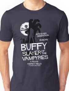 Slayer of the Vampyres Unisex T-Shirt