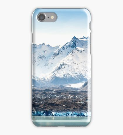 Tasman Glacier iPhone Case/Skin
