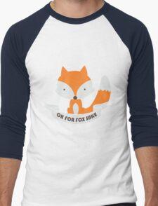 Oh For Fox Sake Girls funny nerd geek geeky T-Shirt