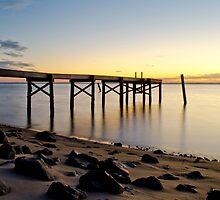 Brown Shores Facing Sunrise by matt1960