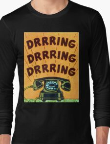 Ringing Telephone Long Sleeve T-Shirt