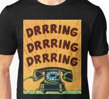 Ringing Telephone Unisex T-Shirt