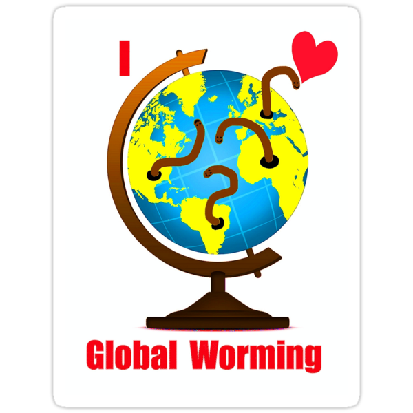 Global Worming by George Petrovsky