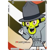 Powerpuff Girls Mojo Jojo (Production Cel) iPad Case/Skin