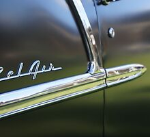 Chevy Bel Air by ivypix
