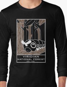 Viridian National Forest Long Sleeve T-Shirt