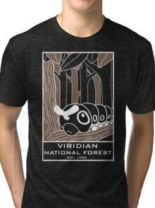 Viridian National Forest Tri-blend T-Shirt