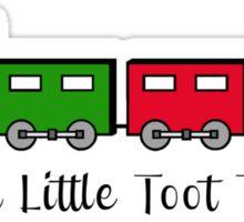 CHOO CHOO TRAIN Sticker